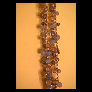 """Set of 3 Matching Gold Tone 18""""  Costume Necklaces"""